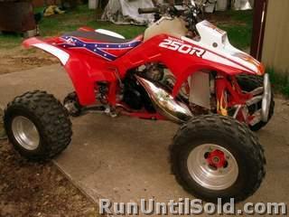 ATV For Sale - Honda 250r