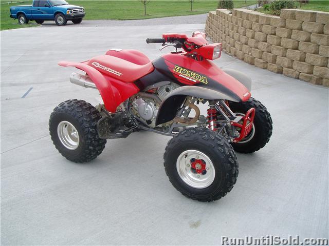 Quad For Sale - Honda 300EX 2001