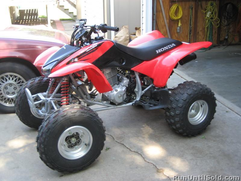 List of honda trx 700xx atvs for sale quad hunter every for Used honda for sale