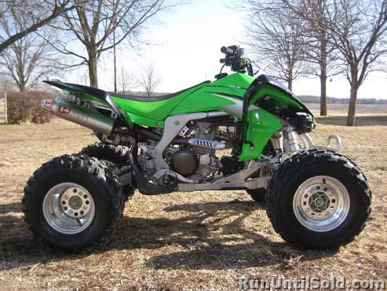 Used Kawasaki ATV For Sale