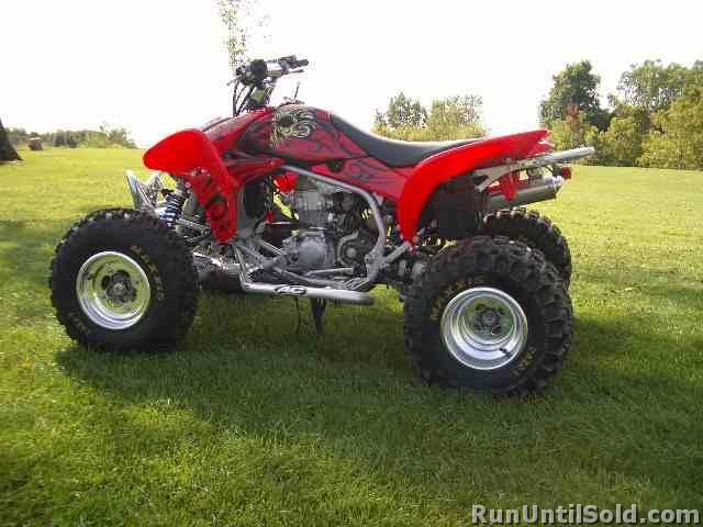 ATV For Sale - TRX450er