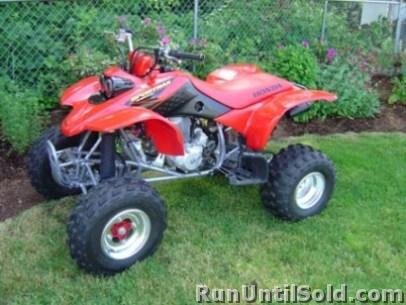 ATV For Sale - 400ex