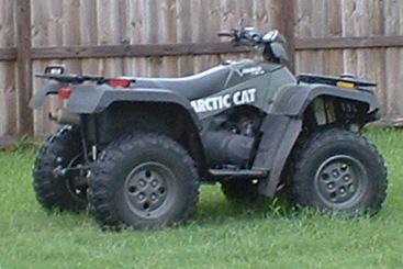 Used-Arctic-Cat-ATV-For-Sale