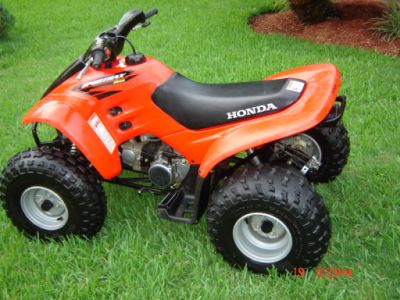 Honda 90 atv lookup beforebuying for Honda of seattle service