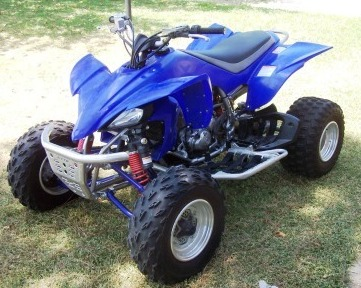 2007 yamaha yfz 450 bill balance edition
